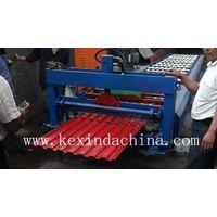 steel roller shutter door roll forming machine