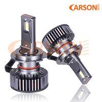 K9 Three Color Canbus High Power H7 Carson Car LED Headlight Bulbs