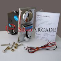 JY-928 CPU Multi Coins Selector coin Acceptor for Arcade machine,accept 8 kinds of coins