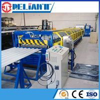 Corrugated, Sinusoidal Roll Forming Line thumbnail image