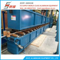 Aluminium Extrusion Profile Air Quencher
