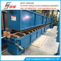 Aluminium Extrusion Profile Air Quencher