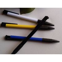 2016 cheapest price high quality promotional plastic ball pens/the cheapest simpls design item