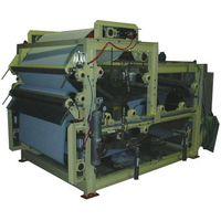 Double Belt Filter Press