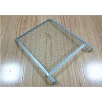 Galvanized Metal  Bucket grid