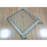 Galvanized Metal  Bucket grid
