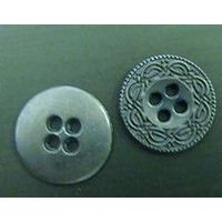 4 holes button for garments