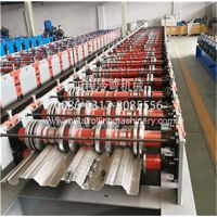 YC 914-75 Steel Floor Deck Roll Forming Machine thumbnail image