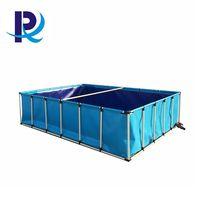 Foldable PVC Tarpaulin Tank Fish Pond thumbnail image
