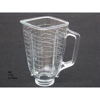 4655 classic blender replacement spare parts square glass jar vasos de vidrio