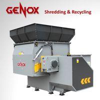 Single Shaft Shredder (BH1500) /Wood Shredder/Plastic Shredder thumbnail image
