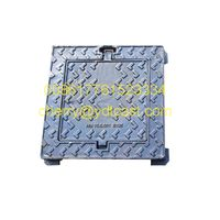 manhole cover and frame heavy duty