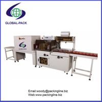 Automatic seal and shrink packing machine thumbnail image
