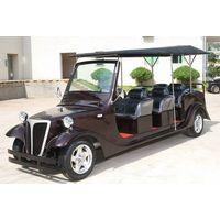 8 seat classic golf car