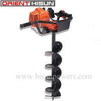 52cc/hotsales earth auger/tree plant machine