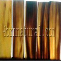Buffalo Horn Plates thumbnail image