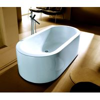 cUPC one piece acrylic bathtub with FRP reinforcement heat preservation 4.5mm acrylic