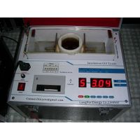 Insulating oil dielectric tester