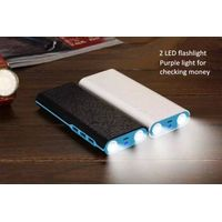 13000mAh 3 USB 2.1A High Capacity Fast Portable Charger External Battery Power Bank