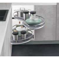 Swing trays-Kitchen corner basket