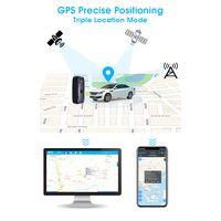 Aodiheng Waterproof magnetic long standby 2G 3G 4G Fall Down Alert/SOS Alert Personal GPS Tracker thumbnail image