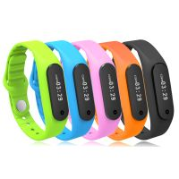 Smart bracelet E06 bluetooth with OLED Touch Screen Waterproof
