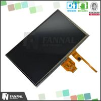 Fannal TFT Type capacitive multi touch panel module 10.1 inch LVDS interface FN101AM08-V1.0