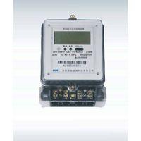 Electronic Single-phase Wireless Meter