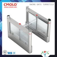 Pedestrian Automatic Security Door (CPW-322BS)
