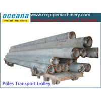 Cement Electric Pole Making Machine concrete pole mould thumbnail image