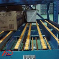 Flow Through Pallet Racking
