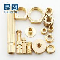 OEM/ODM Brass Customized CNC Precision Machining Parts thumbnail image