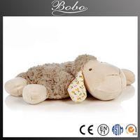 High quality plush animal sheep cushion
