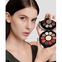 Decai zi-color eye shadow plate 11 colors earth merman pumpkin dumb pearl light lazy beginner girl p thumbnail image