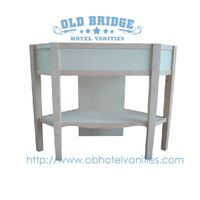 Vanity Base with Solid Wood Legs
