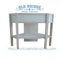 Vanity Base with Solid Wood Legs