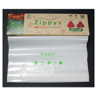 High Quality Zippys® Fresh Zipper Bag L size for fruits and vegetable