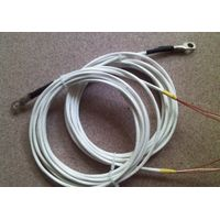 copper nose installed the PT100 thermal resistance temperature sensor