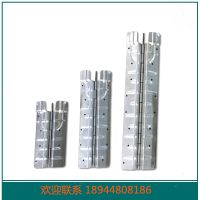 Export ready box pallet collar hinges