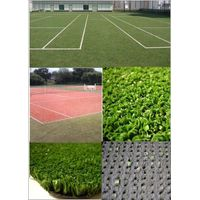 artificial lawn for tennis court