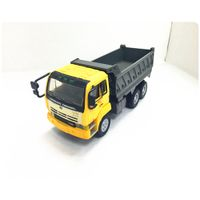 Zinc alloy truck model production