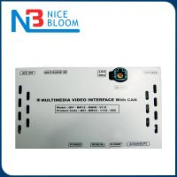 Car Multimedia Video Interface for BMW 1/3/5 Series F10 F20 F30 with NBT System thumbnail image