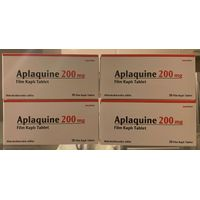 Plaquenil 200mg Hydroxychloroquine Sulfate