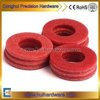 OEM NBR/FKM Bonded Seal Washers Black Blue Red Color