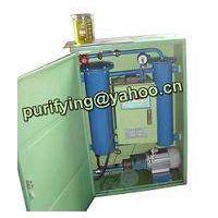 Hot Oil Filter Machine