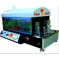 PIZZA CONE GAS OVEN 24 cones capacity