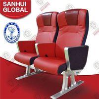 Passenger vessel chairs