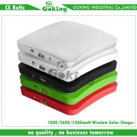 Portable Window Stickers Solar Charger thumbnail image