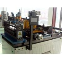Compact silicon steel cutting machine