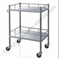 Stainless Steel medical trolley CY-D402